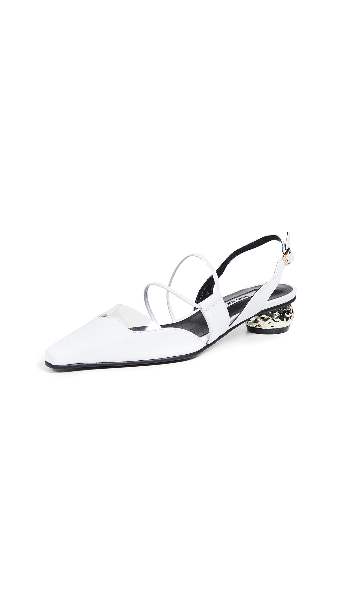Yuul Yie Zili Sandals - White