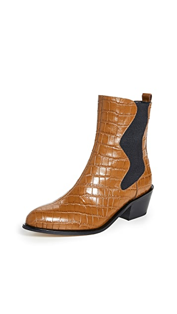 Photo of  Yuul Yie Palette Boots- shop Yuul Yie Booties, Heeled online sales