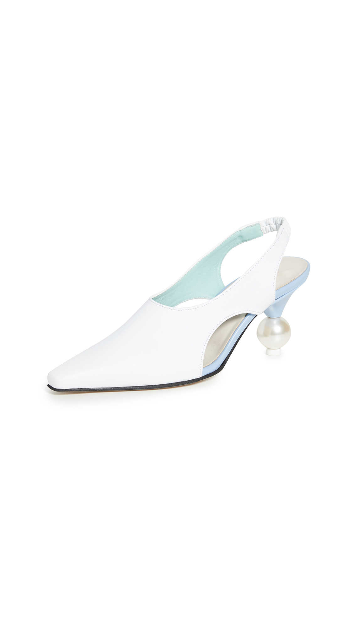 Yuul Yie Pumps EVA SLINGBACK PUMPS