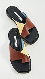 Yuul Yie Origami 凉鞋