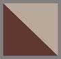 темно-коричневый/хурма