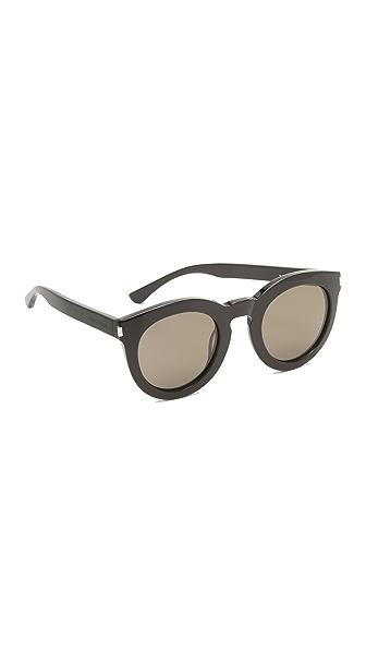Saint Laurent SL 102 Mineral Glass Sunglasses
