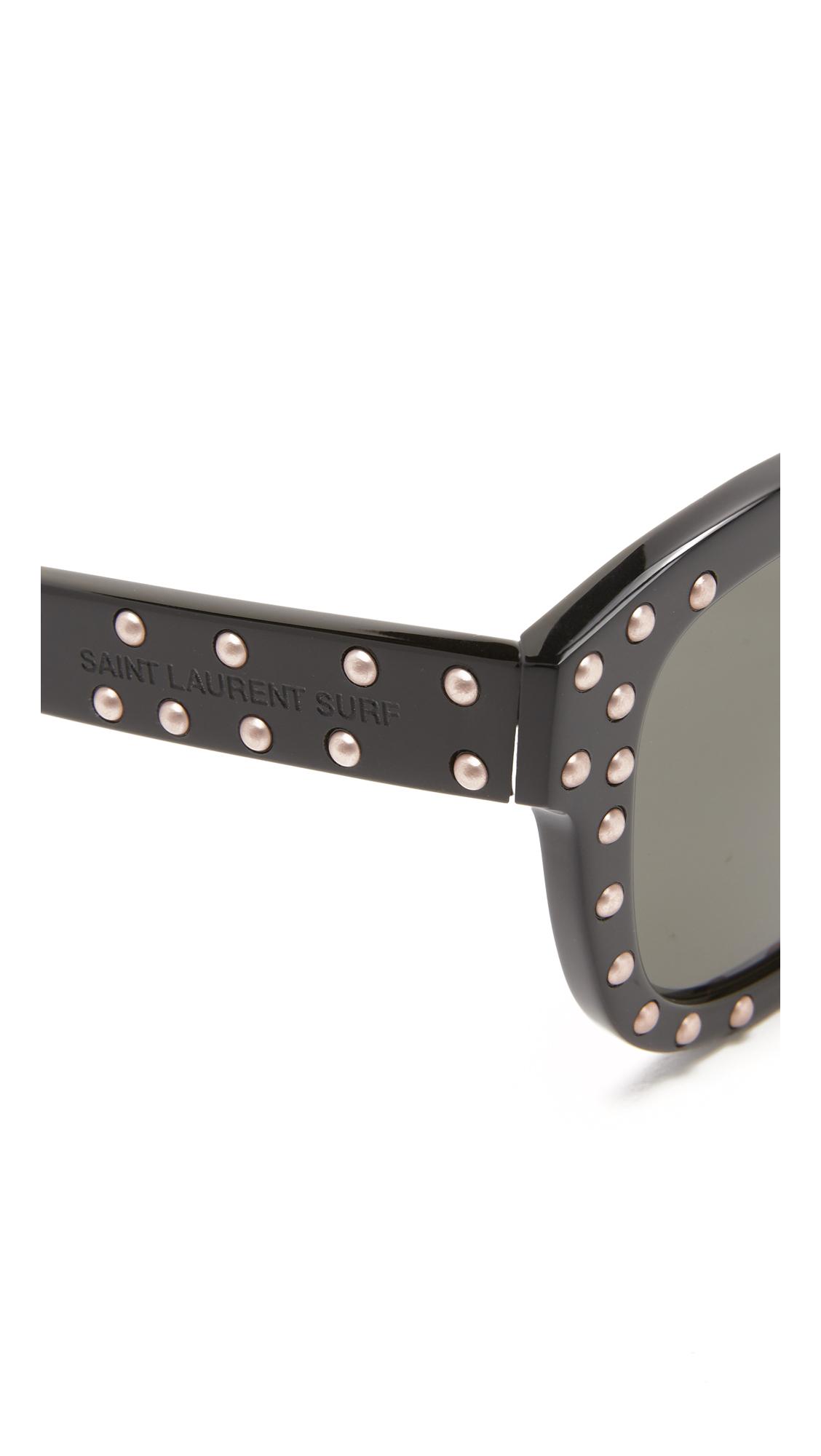 8564b524a1 Saint Laurent SL 100 Lou Sunglasses