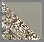 Silver Gold Glitter/Smoke