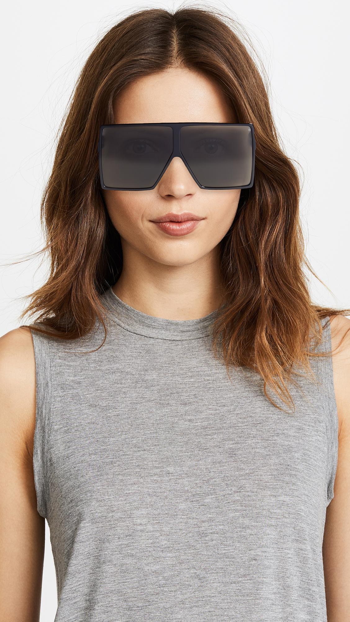 43a851127aa Saint Laurent SL 183 Betty Sunglasses