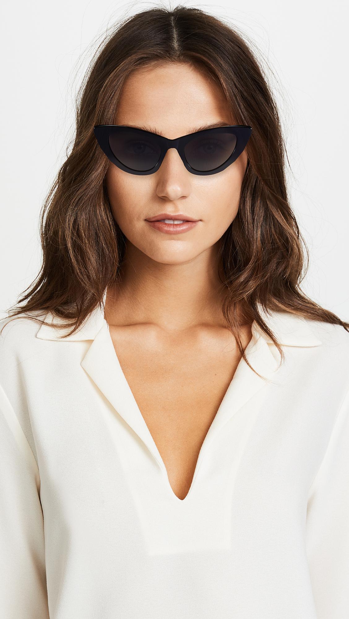 ef800eb632 Saint Laurent SL 213 Lily Sunglasses