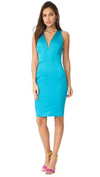 Zac Posen Sirena Dress - Lake Blue