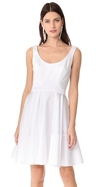 Zac Posen Zac Zac Posen Charlotte Dress - White