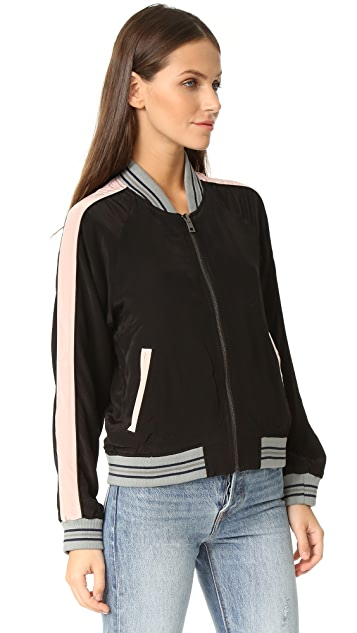 Zadig & Voltaire Billy Circus Reversible Jacket