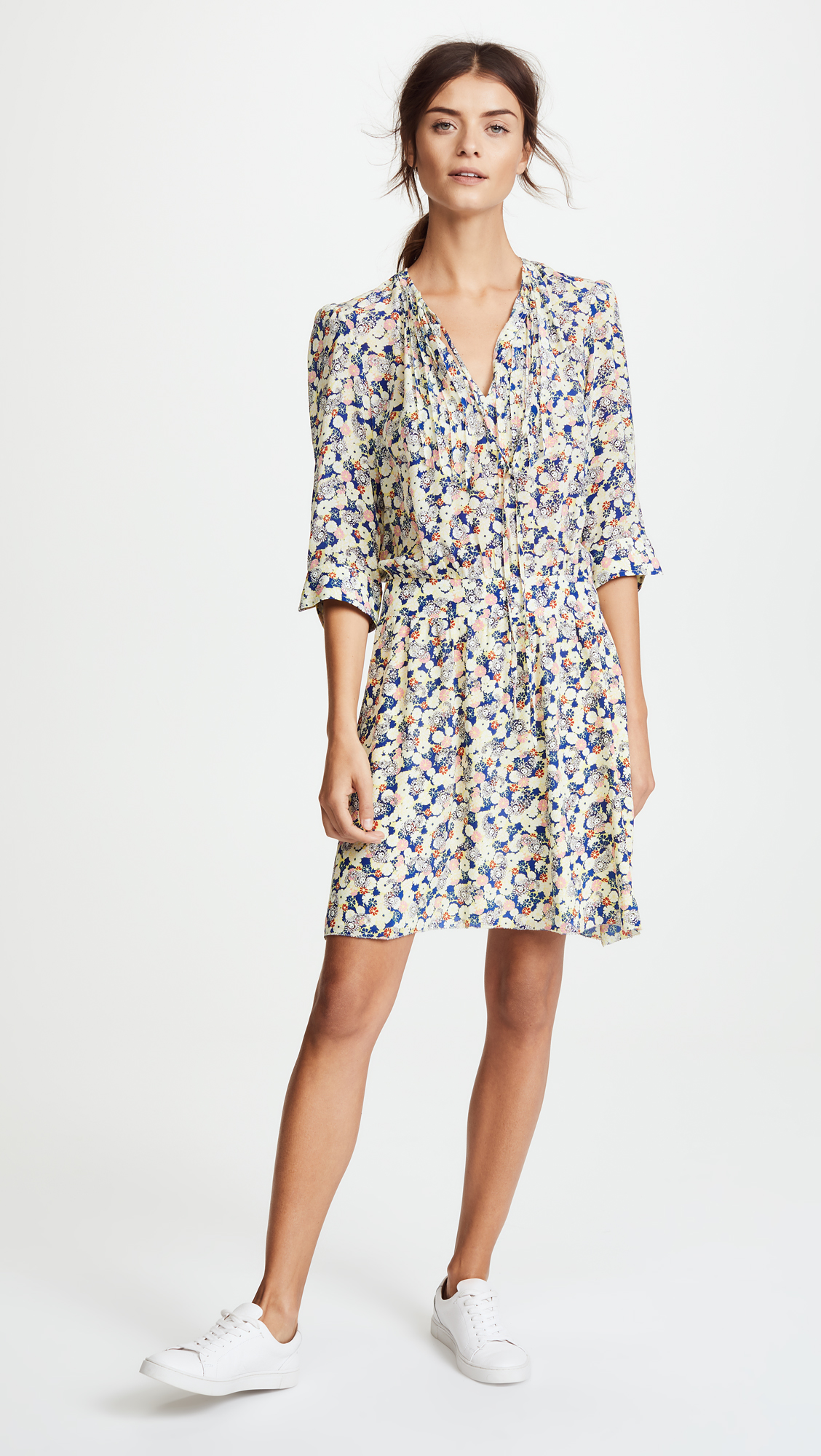 Zadig & Voltaire Remus Flower Dress | SHOPBOP