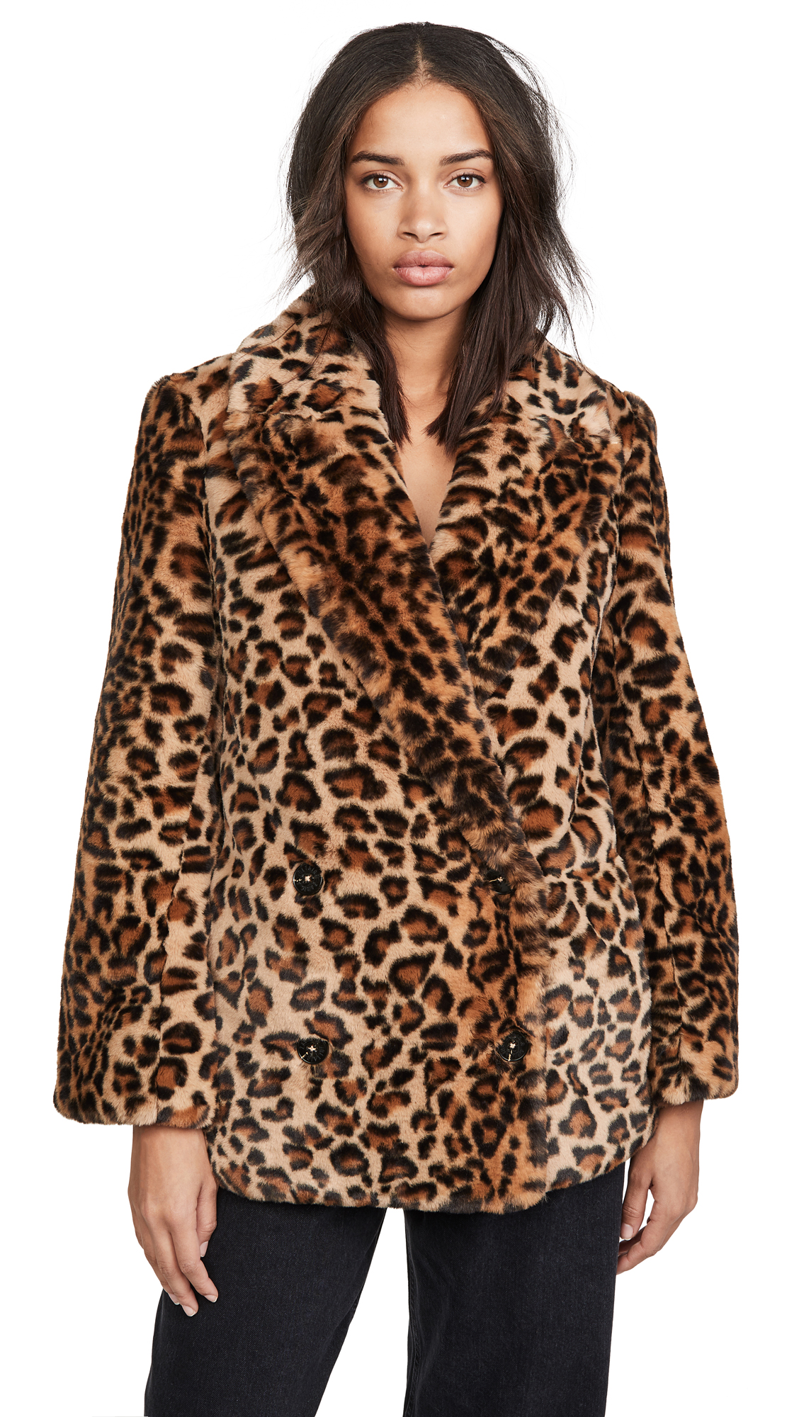 Buy Zadig & Voltaire online - photo of Zadig & Voltaire Mottys Leo Coat