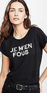 Zadig & Voltaire Skinny JMF T 恤