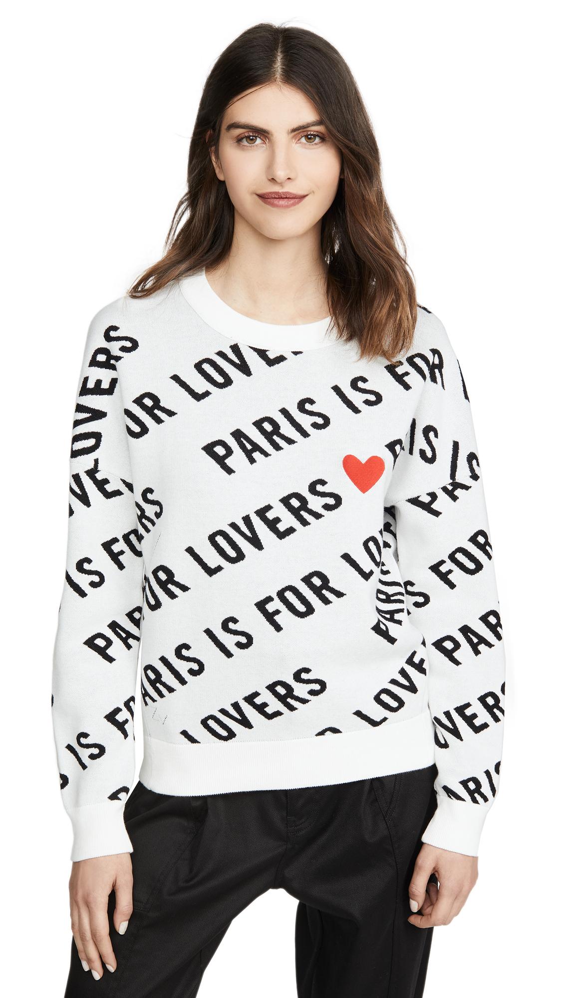 Buy Zadig & Voltaire online - photo of Zadig & Voltaire St Val Anouk Sweater