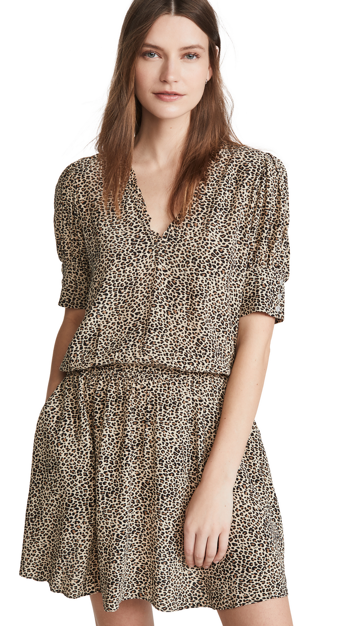 Buy Zadig & Voltaire Russel Print Leo Dress online beautiful Zadig & Voltaire Clothing, Dresses