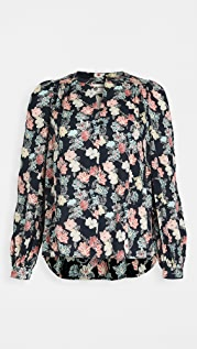 Zadig & Voltaire Tifany Print Flowers Tunic