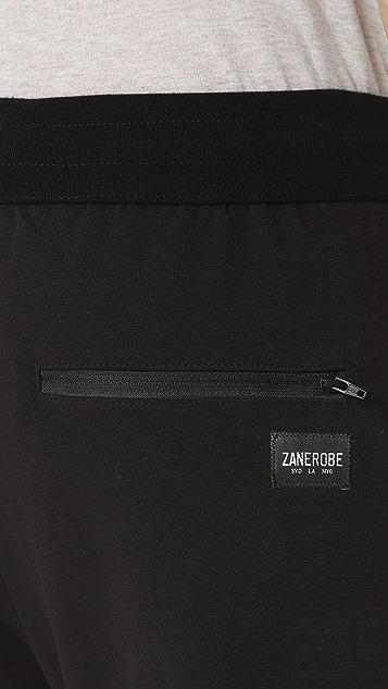 Zanerobe Cling Ponte Track Pants