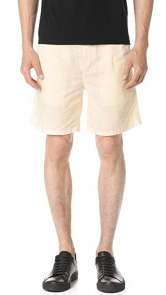 Zanerobe Linen Omni Shorts