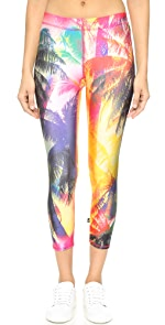 Neon Palms Performance Leggings                Zara Terez