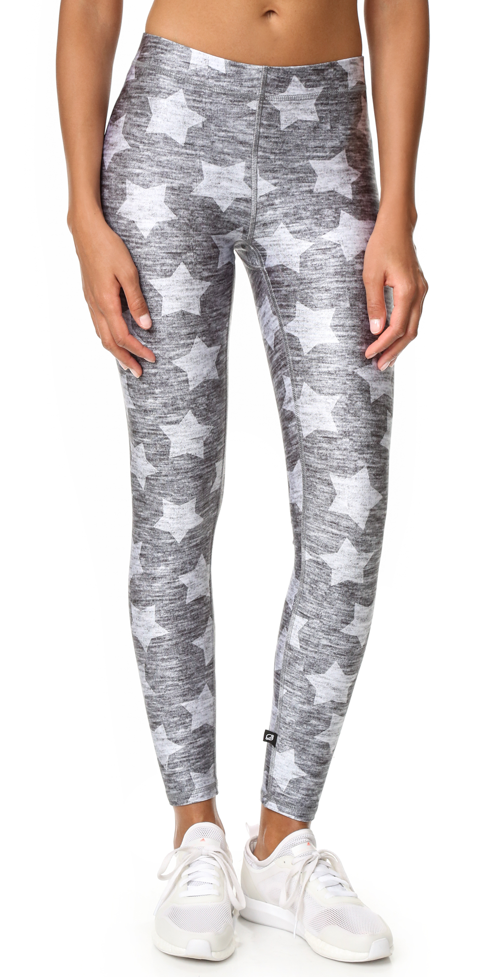 Heathered Stars Performance Leggings Terez