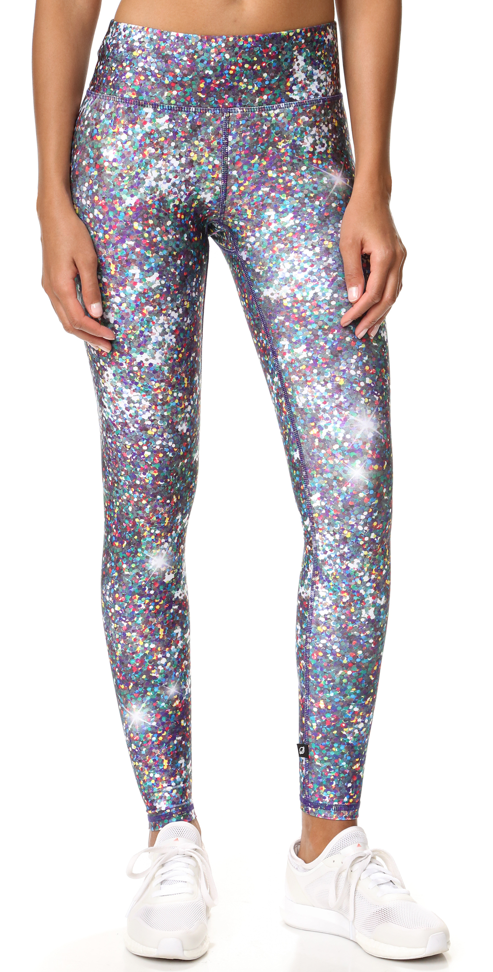Night Sparkle Tall Band Leggings Terez