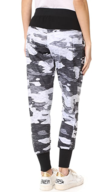 Terez Colorblock Sweatpants