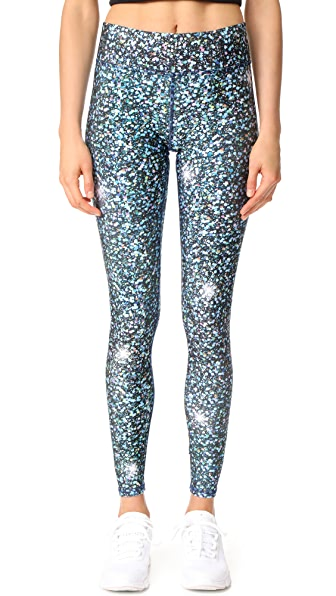 Glitter Night Skies Tall Band Pants
