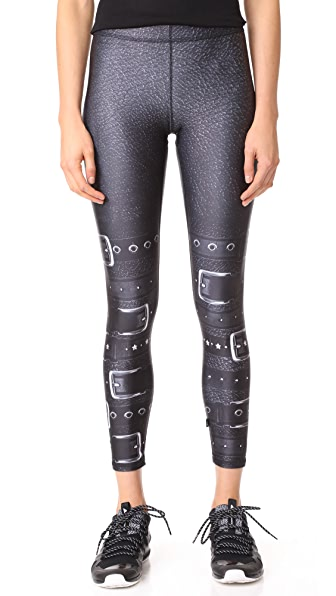 Terez Performance Leggings - Multi