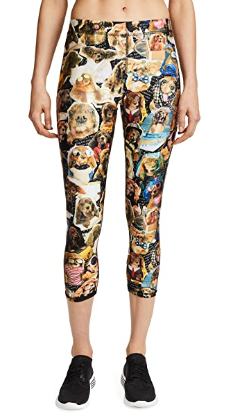 Toast Meets World Leggings