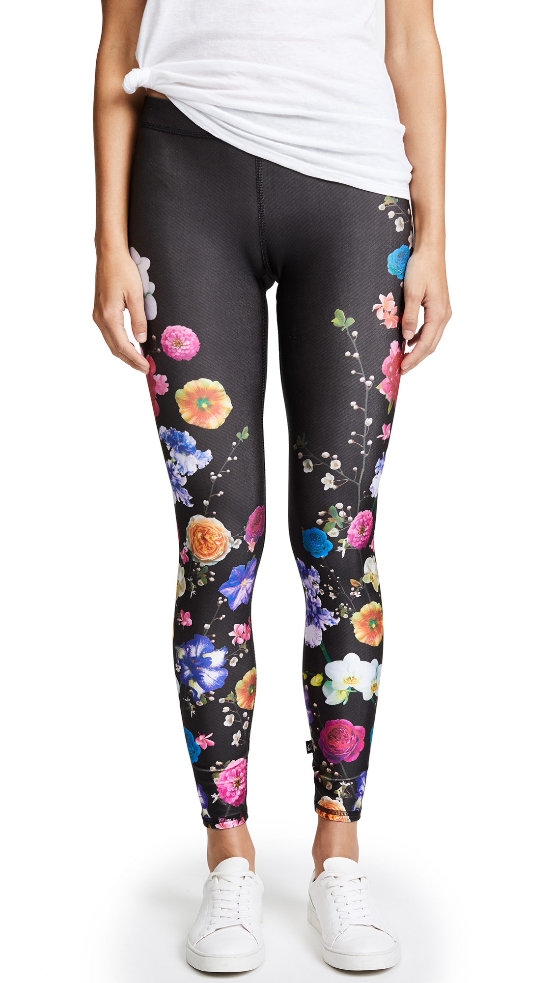 Fresh Floral Performance Leggings