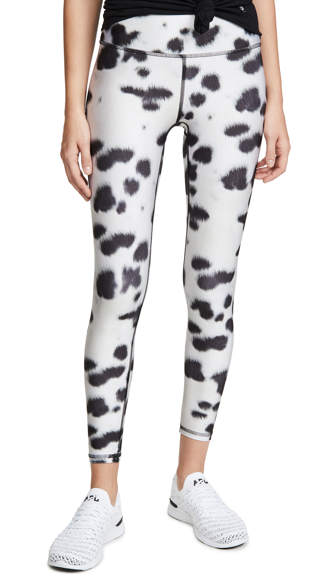 Buy Terez online - photo of Terez Tall Band Printed Leggings