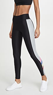 Terez Stripe Leggings