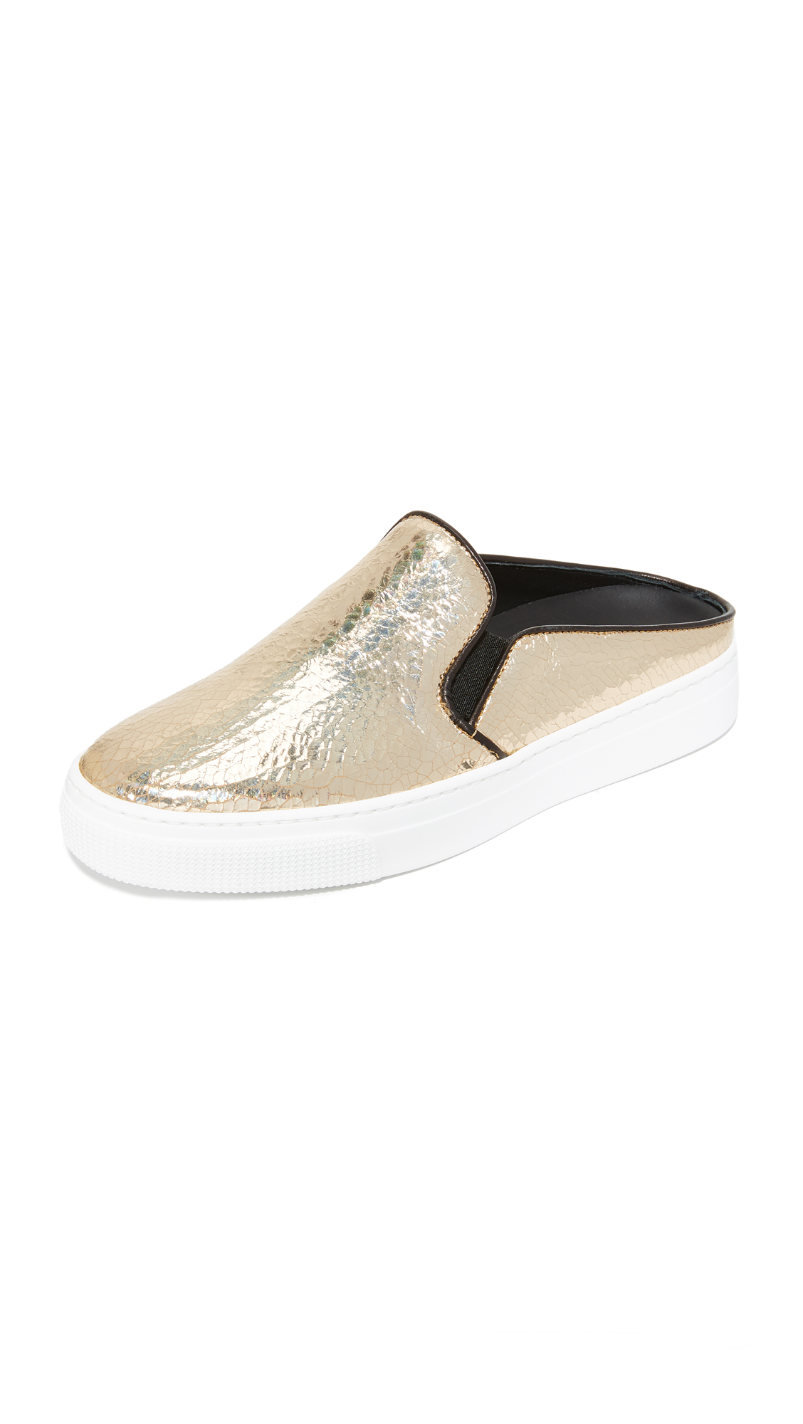 ZCD Montreal Nico Slide Sneakers - Oro