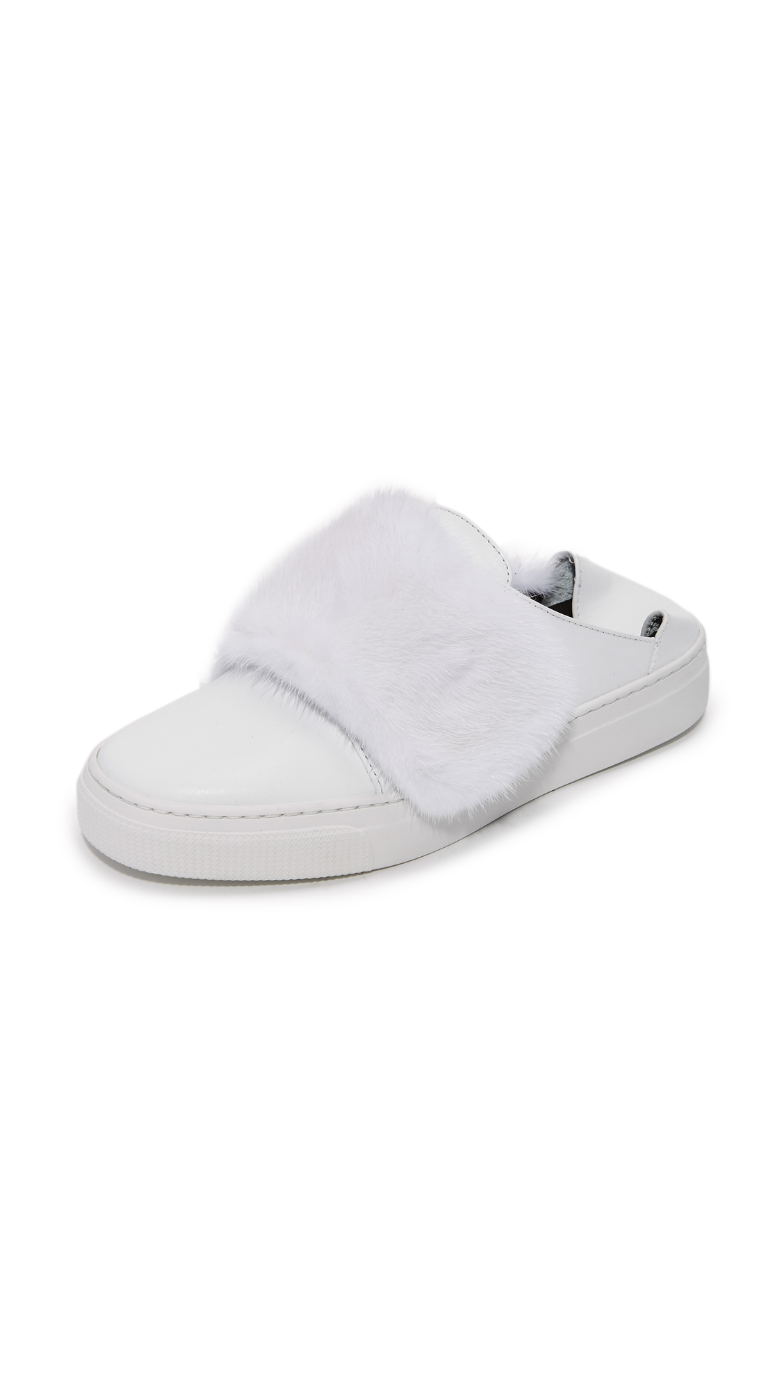 ZCD Montreal Max Slide Sneakers - Bianco