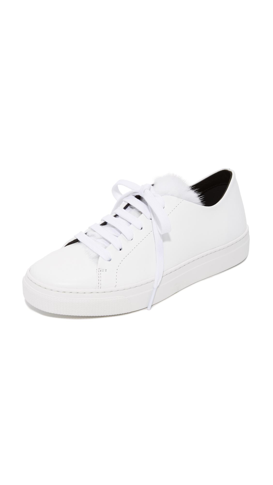 ZCD Montreal Niki Sneakers - Bianco/Bianco