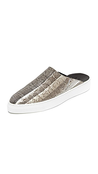 ZCD Montreal Schumy Slide Sneakers - Pitone
