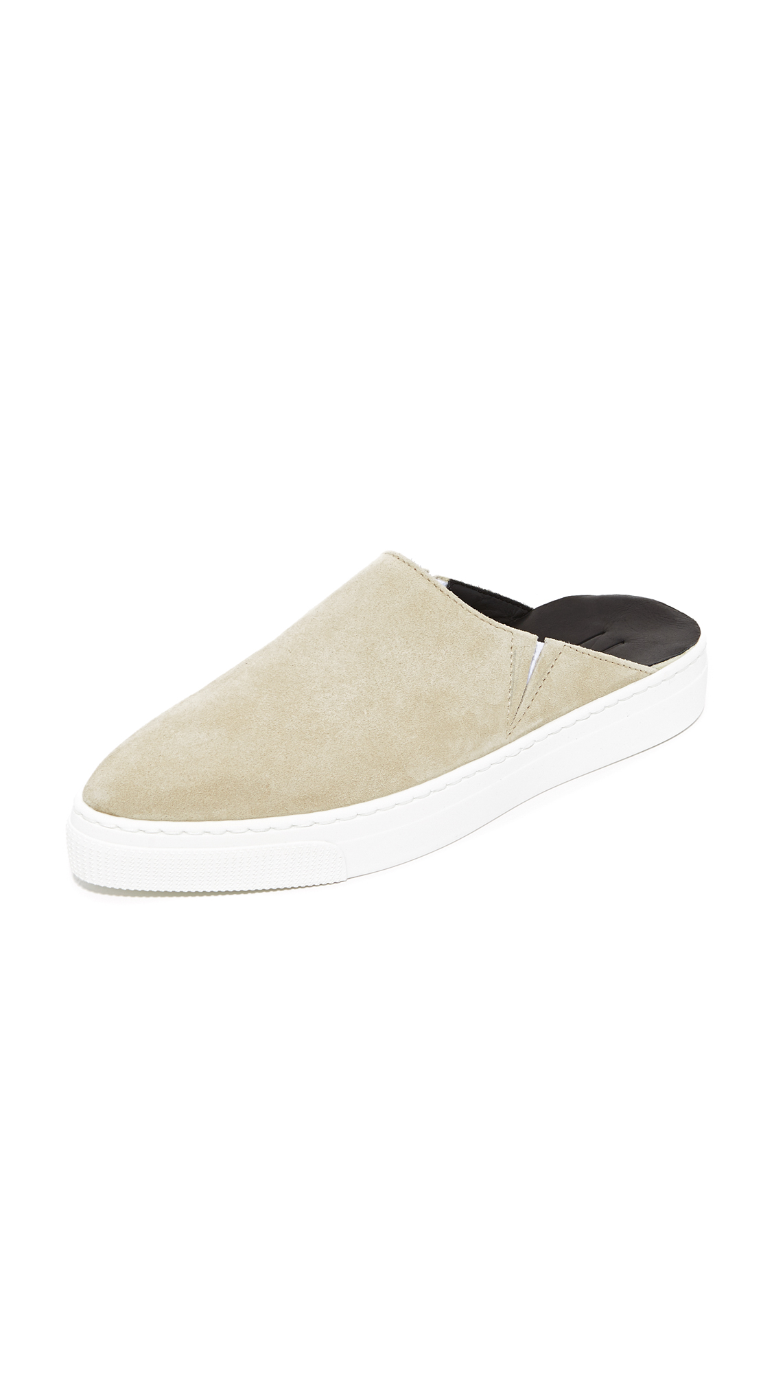 ZCD Montreal Schumy Slide Sneakers - Bianco Crema