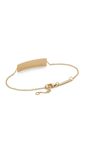 Zoe Chicco 14k Gold Always Know That You Are Loved Bracelet