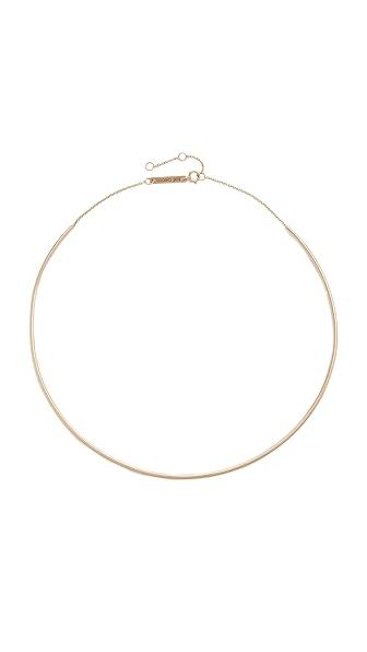 Zoe Chicco 14k Gold Wire Choker