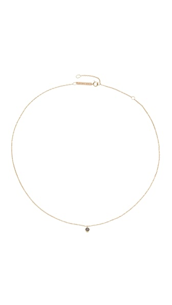 Zoe Chicco Chain Choker Necklace