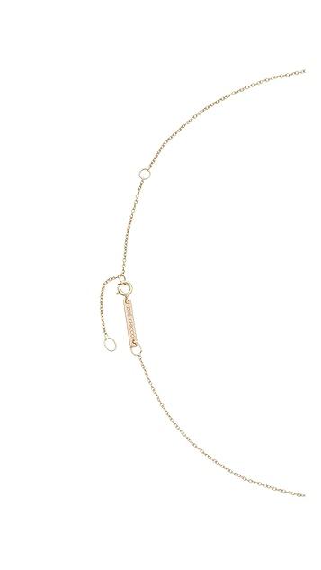 Zoe Chicco Chain Choker Necklace
