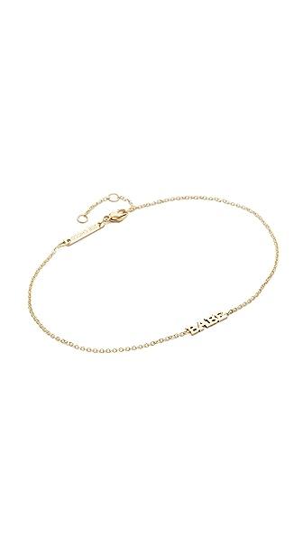 Zoe Chicco Babe Bracelet