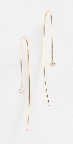 f0c16e9b7 14k Gold White Diamond Wire.