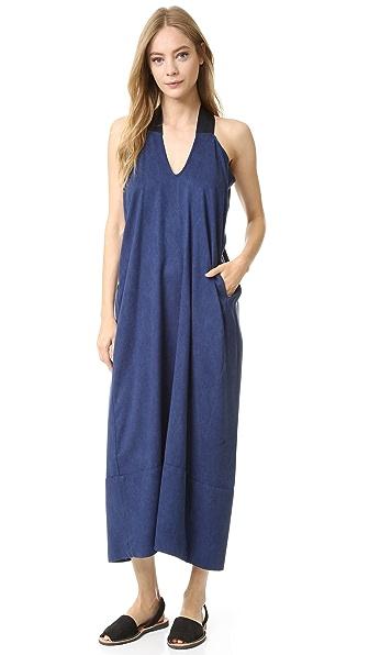 Zero + Maria Cornejo Long Tibit Dress