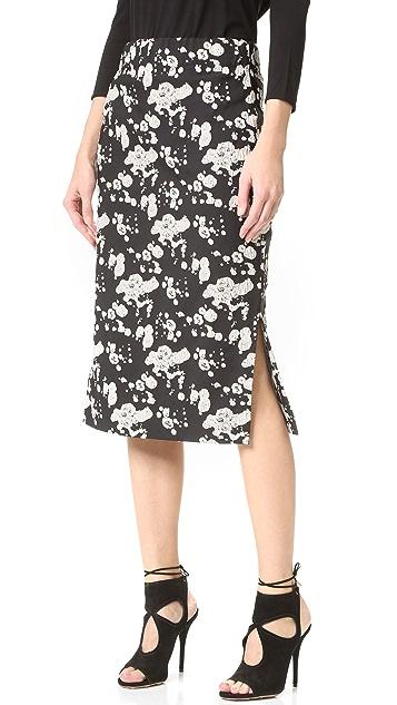 Zero + Maria Cornejo Rai Skirt