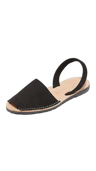 Zero + Maria Cornejo Ita Sandals