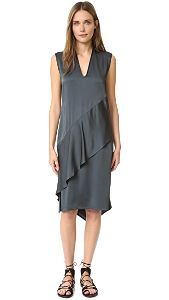 Zero + Maria Cornejo Sleeveless Lulu Dress