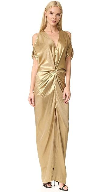 Zero + Maria Cornejo Long Miu Dress