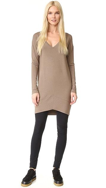 Zero + Maria Cornejo Long Sleeve Iggy Tunic