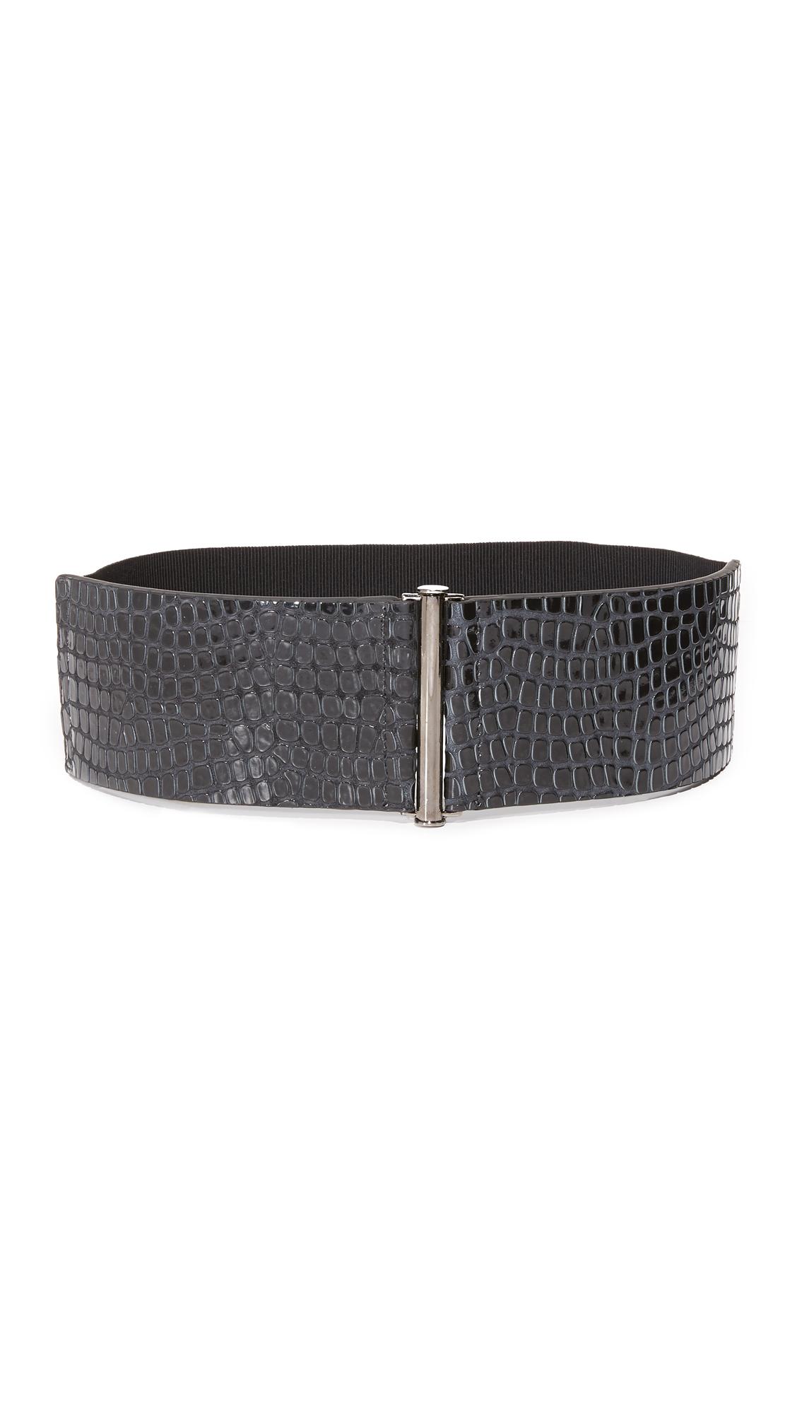 Zero + Maria Cornejo Mica Belt - Black at Shopbop