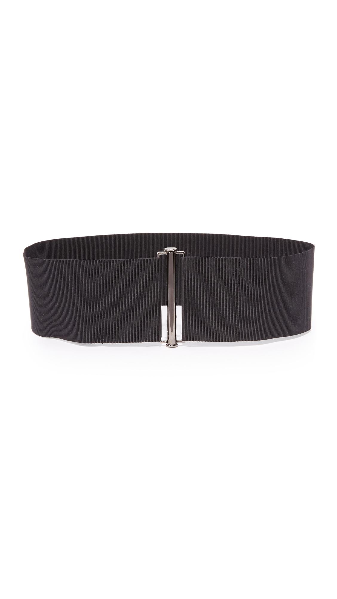 Zero + Maria Cornejo Zumi Belt - Black at Shopbop